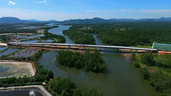title='世界最长UHPC桥梁(10×42m)——KB-KT-Bradge2(2013年)'